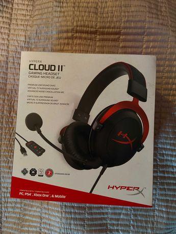 Słuchawki gamingowe HYPERX Cloud II
