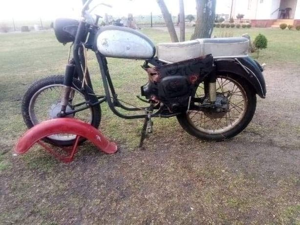 Rama motocykla SHL M11