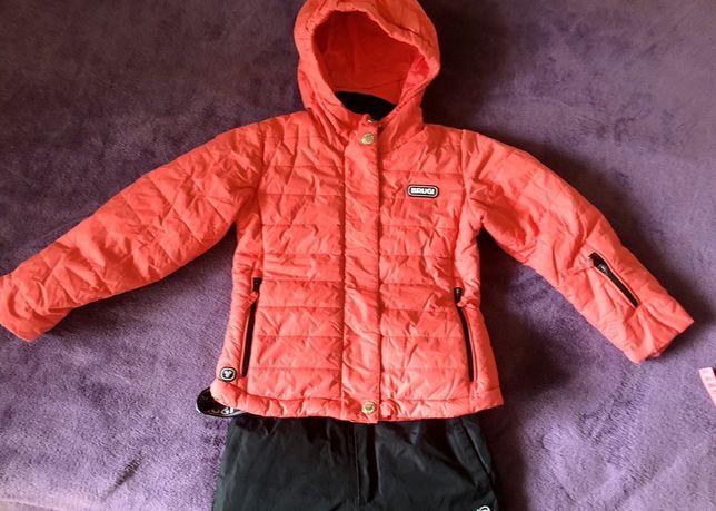 Термо комплект куртка+брюки зимние