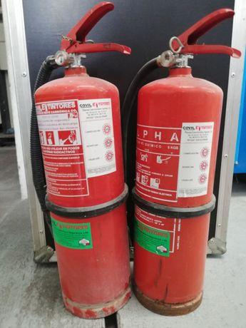 Troco extintores