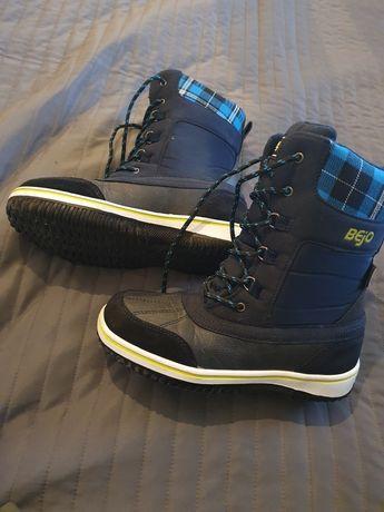 Buty zimowe - śniegowce BEjO NOWE
