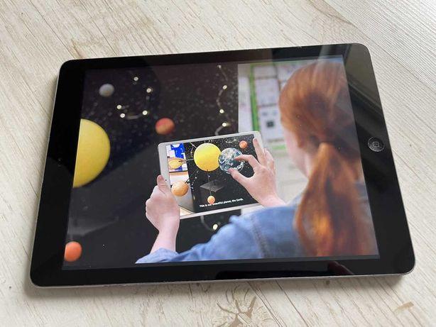 OKAZJA iPad Air 16GB wifi szary do nauki i zabawy