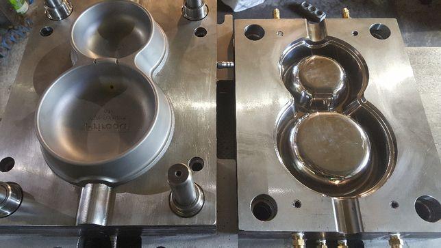 Производство пресс-форм с последующим литьем изделий на ТПА