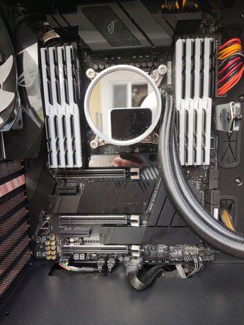 Продам топовый игровой ПК Core i9 10900x 4 tb ssd nvme xpg  64 gb ddr4