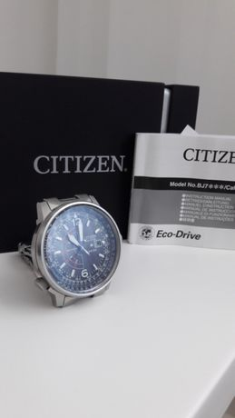 Relogio solar citizen