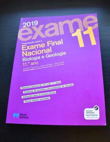 Preparação para exame final nacional de Biologia e Geologia