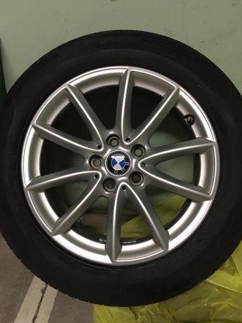 Koła, alufelgi BMW X1, F48, F49 opony NOWE!
