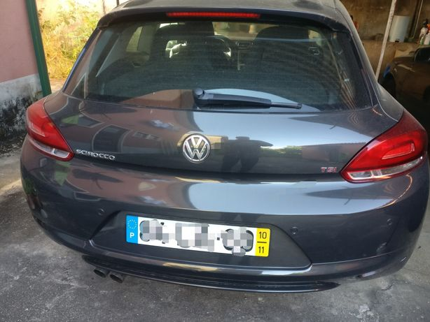 VW Scirocco TSI.