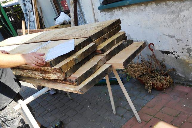 Schody Wroclaw Drzewo deski dębowe suche Dąb flizy brusy blaty kuchnia