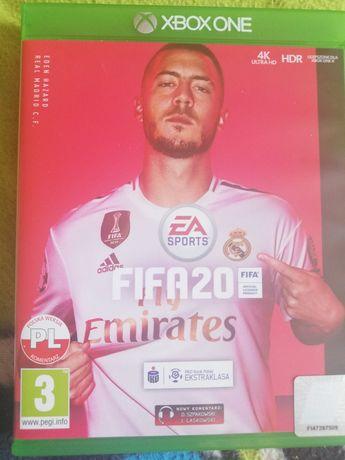Gra FIFA na xbox