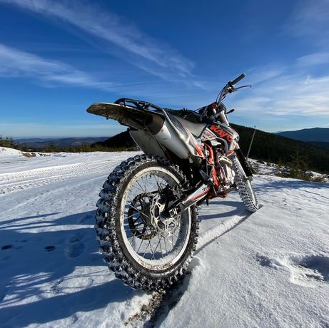 Мотоцикл Kayo T2 Enduro