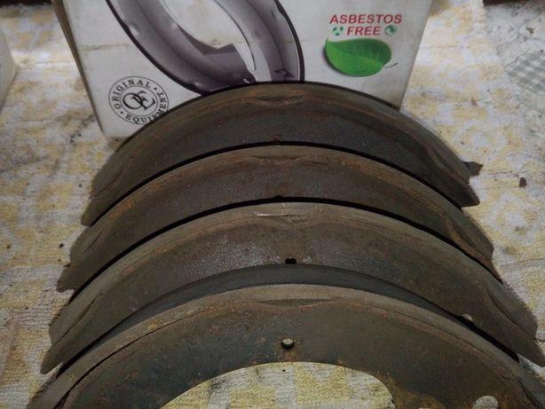 Тормозные колодки задние Ваз 2108-15, Калина, Приора