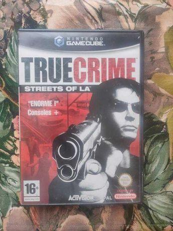 Gra True Crime Streets of LA GC Nintendo GameCube