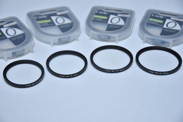 Фильтр защитный Cuely MC-UV SLIM 49/52/55/58 мм мультипросветленный
