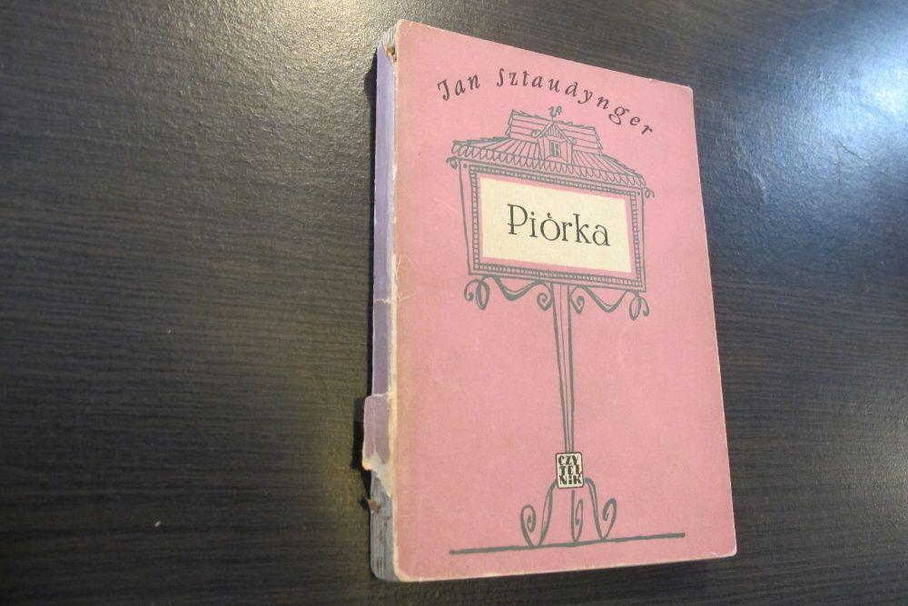 Piórka Jan Sztaudynger 1954