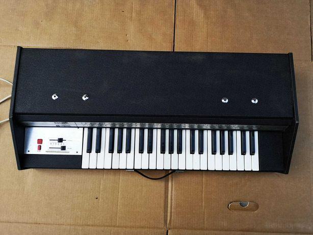 Organy Pianino Keyboard Unitra Eltra Żaczek z PRLu