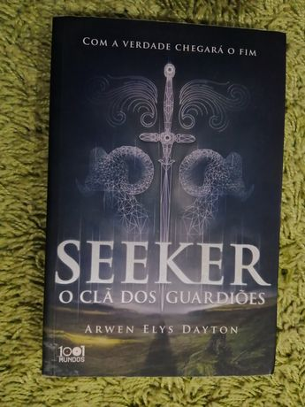 Livro - 'Seeker: O Clã dos Guardiões' de Arwen Elys Dayton