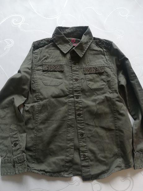 Koszula z Lidla 128