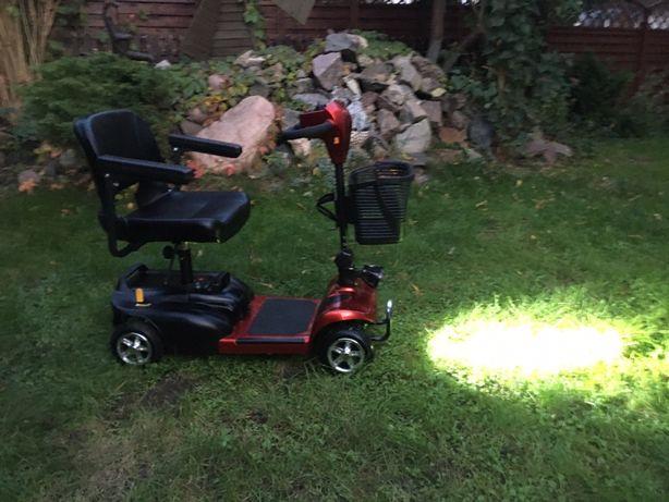 Skuter elektryczny wózek Hulajnoga dla seniorów elektryczna e pojazd