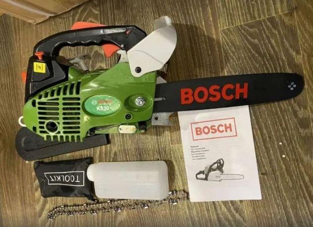 Бензопила Bosch KS30 шина 30 см 1.5 кВт Сучкорез Пила Бош компактная