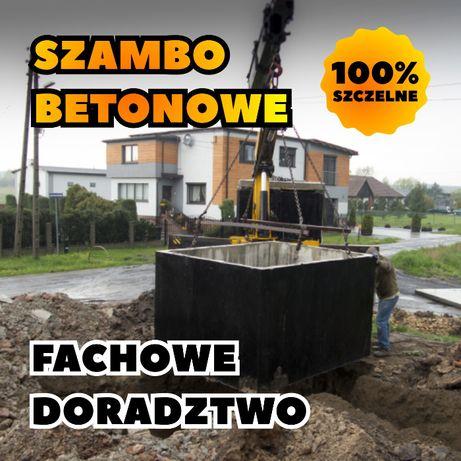 Zbiornik betonowy Szambo betonowe Deszczówka Woda GWARANCJA TRANSPORT