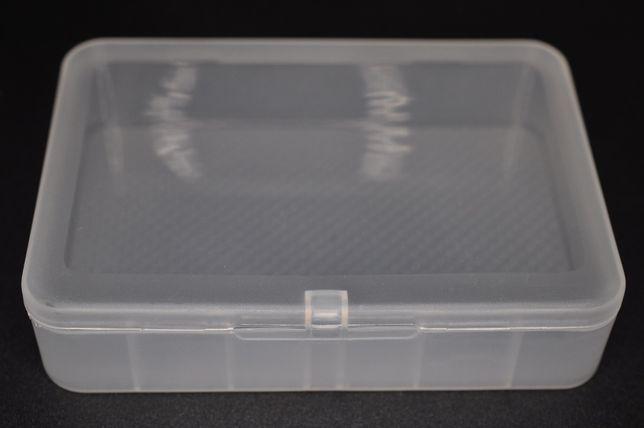 Caixa de arrumação em plástico
