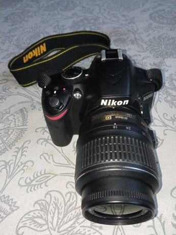 Фотоапарат nicon d3200