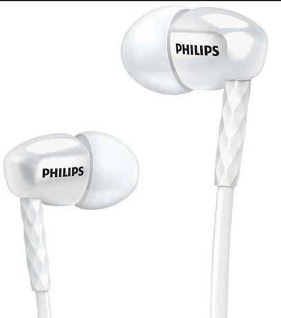 Bluetooth наушники Philips, как новые, полный комплект :)