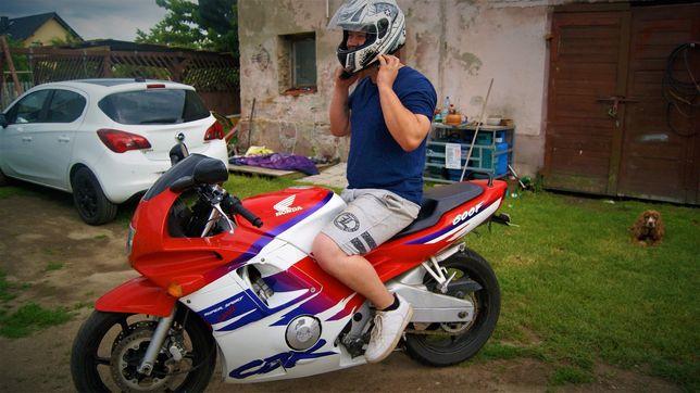 Honda CBR 600 F2 F3. POLECAM