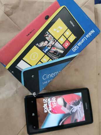 Nokia Lumia 520+ etui