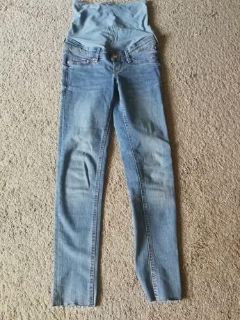 Spodnie ciążowe H&M rozmiar 34
