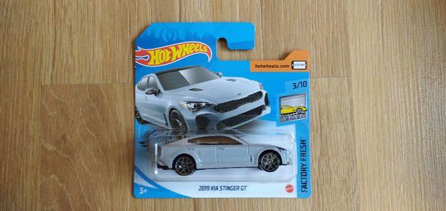 Hot Wheels Kia Stinger GT