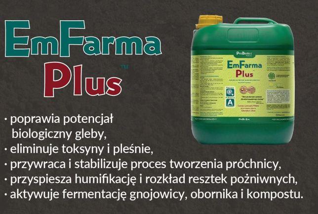 Resztki pożniwne Em Farma Plus, ProBio Emy jęczmień pszenica pszenżyto