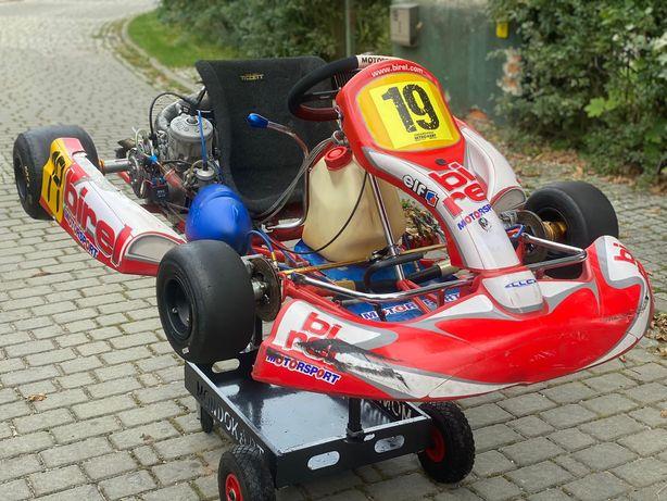 GoKart Birel TM9 125cm Shifter biegi biegowy spalinowy