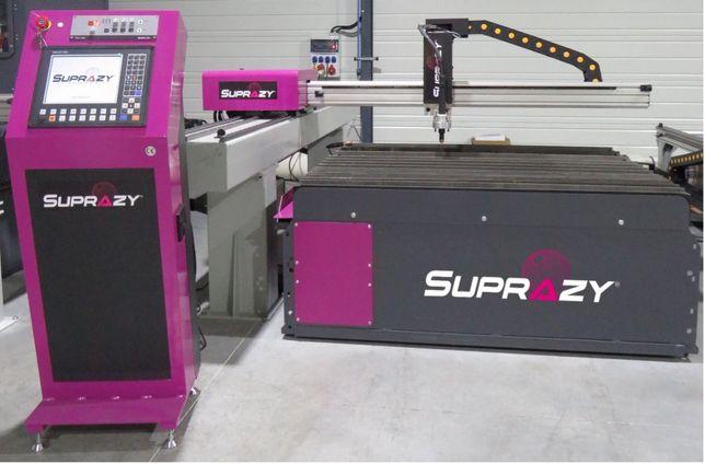 AXXIA - Mesa de corte plasma CNC 1500x3000 SUPRAZY