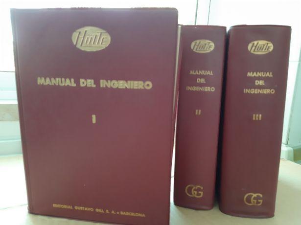 Manual del Ingeniero - Obra Completa