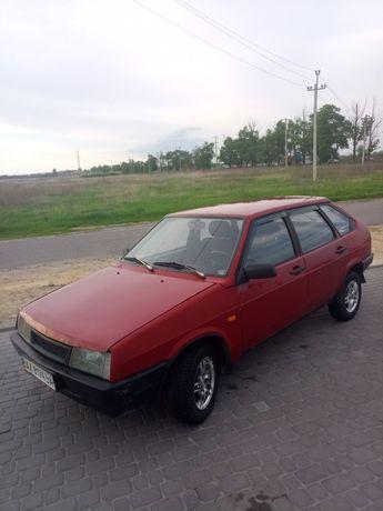 Продам машину ВАЗ 2109 на ходу