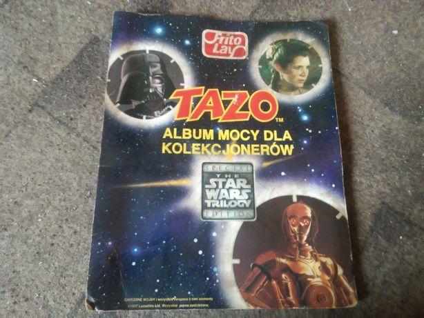 Star Wars Tazo Album + żetony Frito Lay MOŻLIWA WYSYŁKA