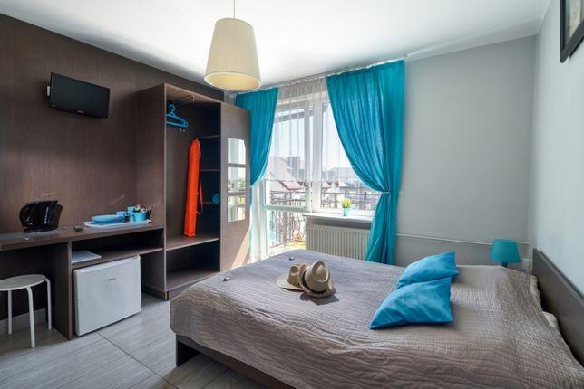 Pokój pokoje 2 3 4 osobowe Nocleg Pensjonat Karwia Bon Turystyc