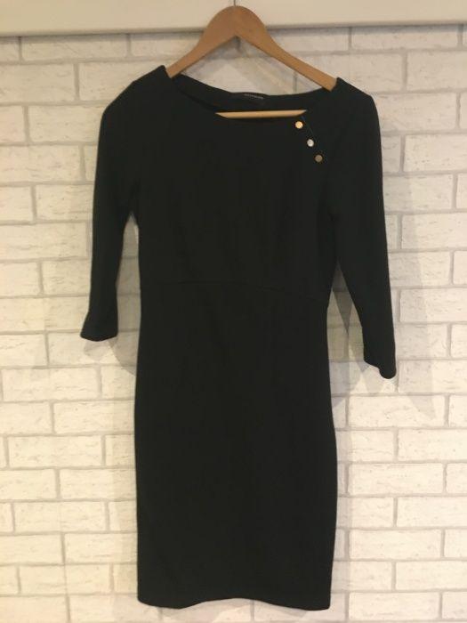 sukienka reserved S czarna Goczałkowice-Zdrój - image 1
