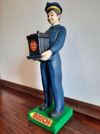 Estátua Publicitária da marca Bosch