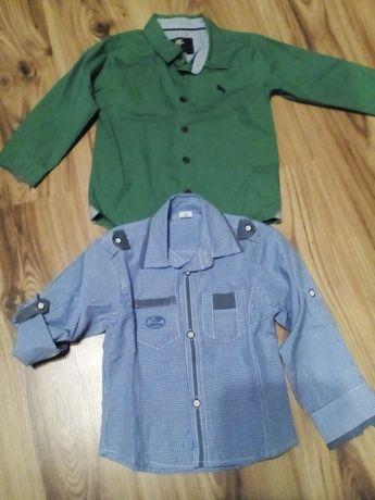 NOWE i używane koszule, koszulki, spodnie, bluzy rozmiar 86/92