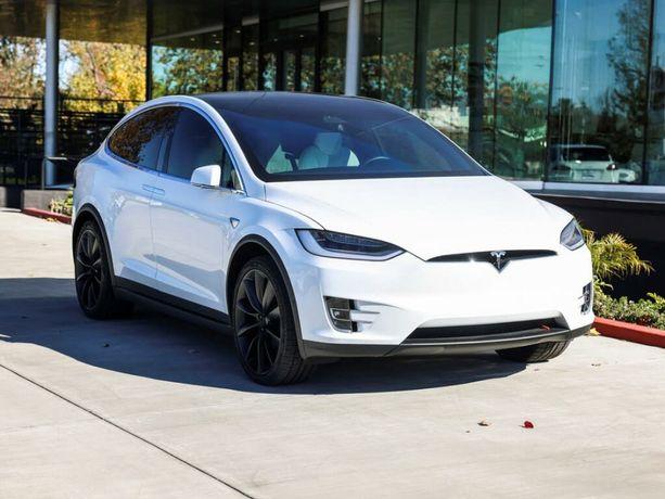 Продам автомобіль Tesla Model X Long Range 2019