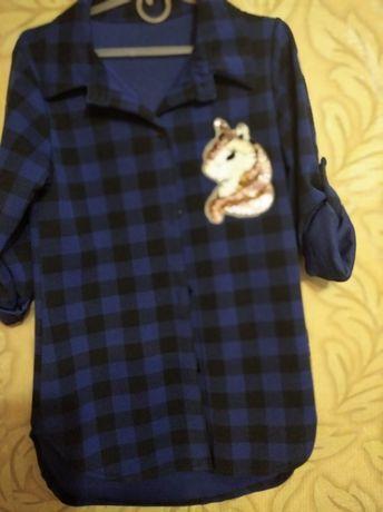 Рубашка с поняшкой