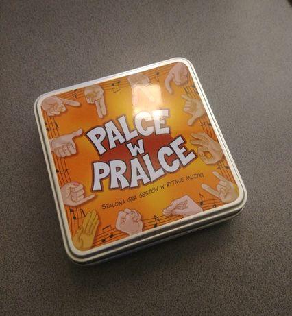 Na prezent nowa gra towarzyska PALCE W PRALCE