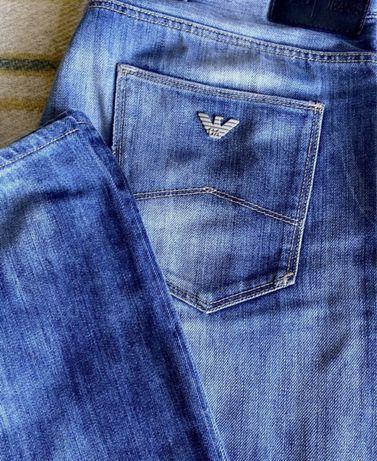 Джинсы мужские Armani Jeans, 31 р. в идеальном состоянии.