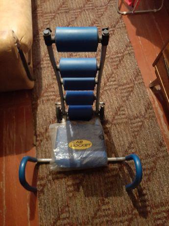 Продам!!! Тренажер для пресса и мышц спины AB Rocket MS 0087