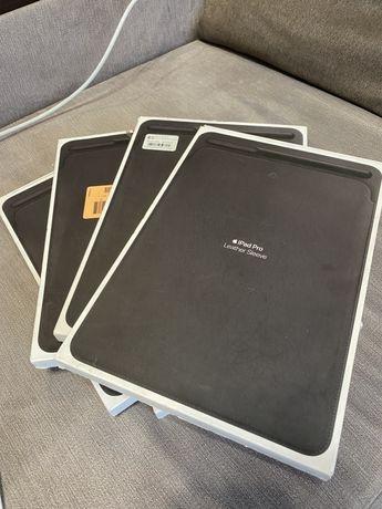 Чехол Original iPad Pro 2020 (10.5' 11') Leather Sleeve Black (MPU62ZM