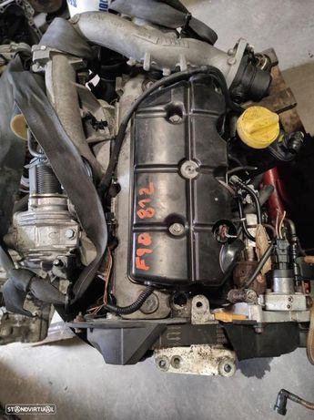 Motor Renault Master - Opel Vivaro 1.9dci Ref. F9Q812