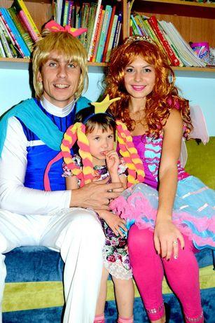 Аниматор на Детский праздник, ведущий, клоун, пират, шоу мыльных пузыр